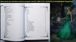 Mein Buch der Schatten Exklusivausgabe