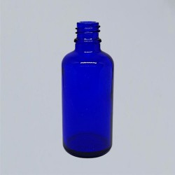 Flacone contagoccie blu 50 ml