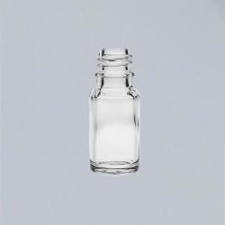 Flacon en verre clair 10 ml