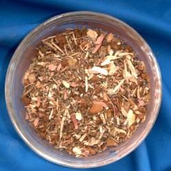Chakra-Räuchermischung - Wurzelchakra Beutel mit 500 g.