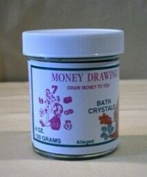 Cristalli magici Money Drawing