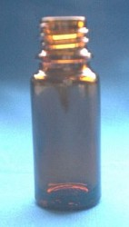 Dropper Vials brown 10ml