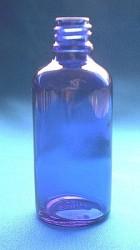 Flacone contagoccie blu 100 ml