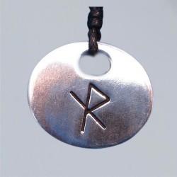 Amuleto runa viaggi sicuri