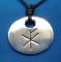 Amuleto runa della prosperità