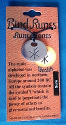 Bind Rune Amulet Wealth