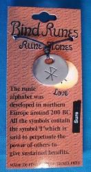 Binderunen Amulett Liebe