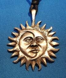 Pendant Sun-Moon