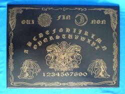 Witchboard Gothic Bat (Ouija Board) french