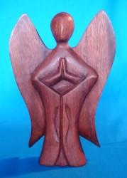 Angle en bois / Druide