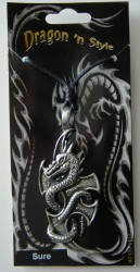 Pendant Tribal Dragon