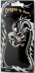 Pendant Winding Dragon
