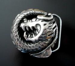 Boucle de ceinture Dragon