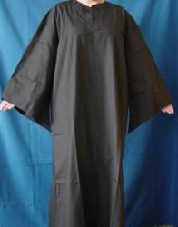 Ritualkleid schwarz