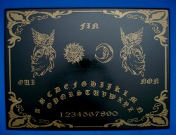 Witchboard Angel (Ouija Board) french