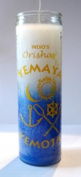 7 Day Candles - Orishas Yemaya