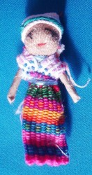 Worry Dolls big 6 cm