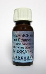 Parfum éthéré (Ätherischer Duft) éthanol avec noix muscade