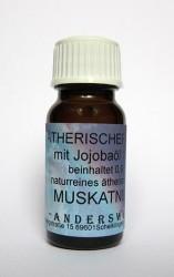 Parfum éthéré (Ätherischer Duft) huile de jojoba avec noix muscade