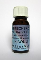 Parfum éthéré (Ätherischer Duft) éthanol avec niaouli