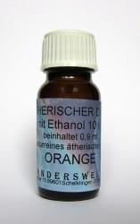 Parfum éthéré (Ätherischer Duft) éthanol avec orange