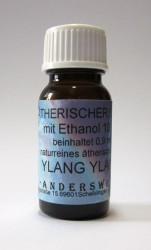 Ethereal fragrance (Ätherischer Duft) ethanol with Ylang-Ylang