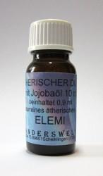 Ätherischer Duft Jojobaöl mit Elemi
