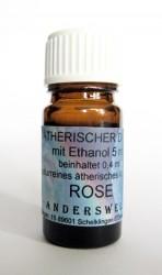 Parfum éthéré (Ätherischer Duft) éthanol avec rose absolue
