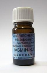 Ethereal fragrance (Ätherischer Duft) jojoba oil with jasmine-rose absolue
