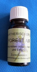 Car fragrance with natural oils Forest Air 10ml