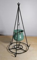 Oil burner witch cauldron second choise