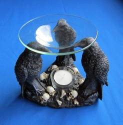 Oil Burner three Ravens