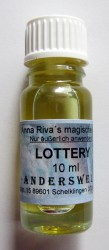 Anna Riva`s huiles magiques Lottery