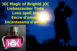 Magic of Brighid Liebeszauber Tinte
