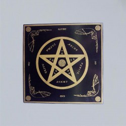 Witchboard Pentagram small