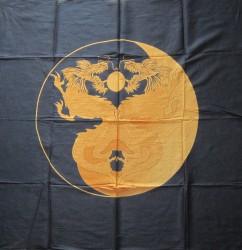 Schal Yin Yang Dragon