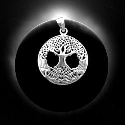 Silber-Anhänger Lebensbaum