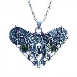 Halskette Celtic Butterfly