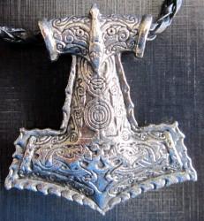 Anhänger Thors Hammer Mjölnir