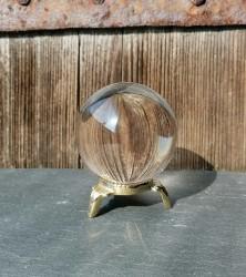 Support pour boule de cristal en Métal