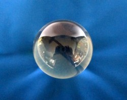 Glass Ball 8 cm