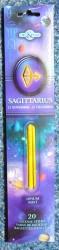 Zodiac Incense Sticks Sagittarius - Opium Mist
