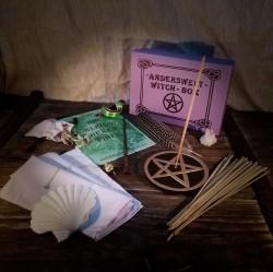 Kit de démarrage de sorcières