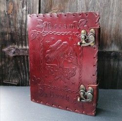 Book of Shadows Dream Book with Tree of Life