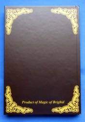 Buch der Schatten Pentagramm Golden Eye