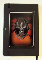 Buch der Schatten Fire Dragon Din A 5