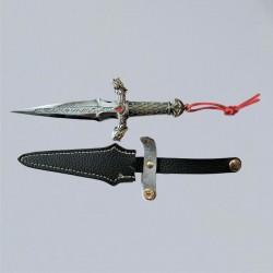 Dagger / dragon athame small