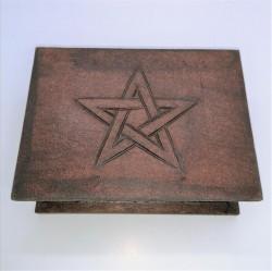 Coffret de Tarot avec Pentagram