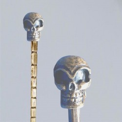 Totenkopfstab