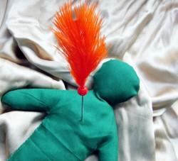 Ago Voodoo arancione